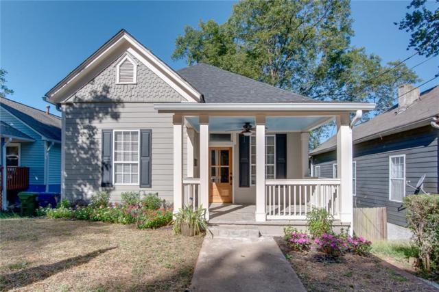 709 Grant Terrace SE, Atlanta, GA 30315 (MLS #6074360) :: North Atlanta Home Team