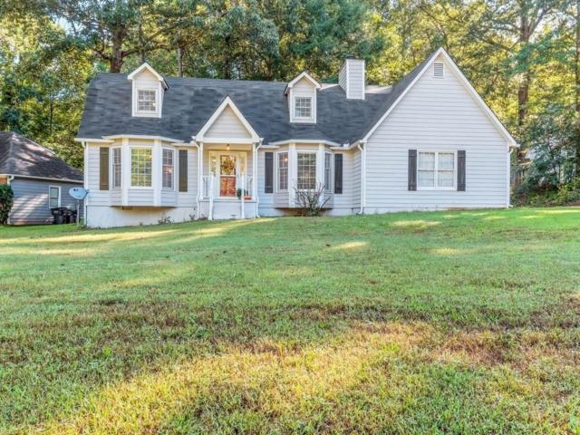 2481 Zachary Woods Drive NW, Marietta, GA 30064 (MLS #6074418) :: Dillard and Company Realty Group