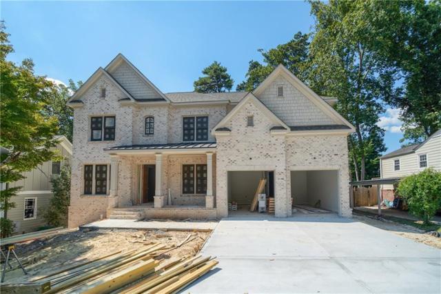 2666 North Thompson Road, Brookhaven, GA 30319 (MLS #6074458) :: RE/MAX Paramount Properties