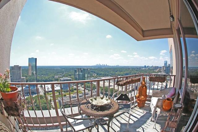3475 Oak Valley Road #2810, Atlanta, GA 30326 (MLS #6074472) :: Iconic Living Real Estate Professionals