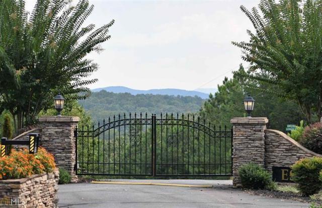 5 Hunter Ridge, Ellijay, GA 30540 (MLS #6074580) :: North Atlanta Home Team