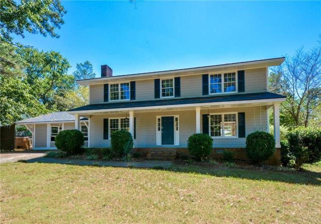 1507 Ridgeland Court SW, Lilburn, GA 30047 (MLS #6074594) :: RCM Brokers