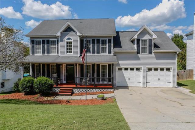 96 Saddle Brooke Drive, Dallas, GA 30132 (MLS #6074604) :: Iconic Living Real Estate Professionals