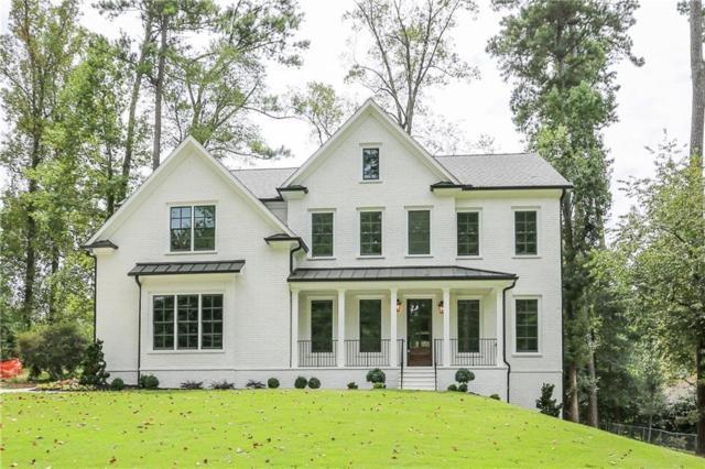 268 Underwood Drive, Sandy Springs, GA 30328 (MLS #6074633) :: RE/MAX Paramount Properties