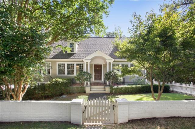 151 E Wesley Road NE, Atlanta, GA 30305 (MLS #6074637) :: The Russell Group