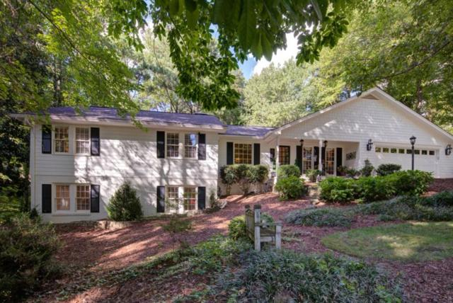 445 Hackberry Lane, Roswell, GA 30076 (MLS #6074666) :: The Cowan Connection Team