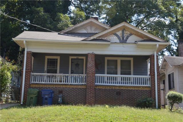970 Ashby Grove SW, Atlanta, GA 30314 (MLS #6074708) :: The Cowan Connection Team