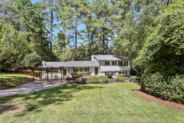 897 Wesley Drive NW, Atlanta, GA 30305 (MLS #6074733) :: Iconic Living Real Estate Professionals