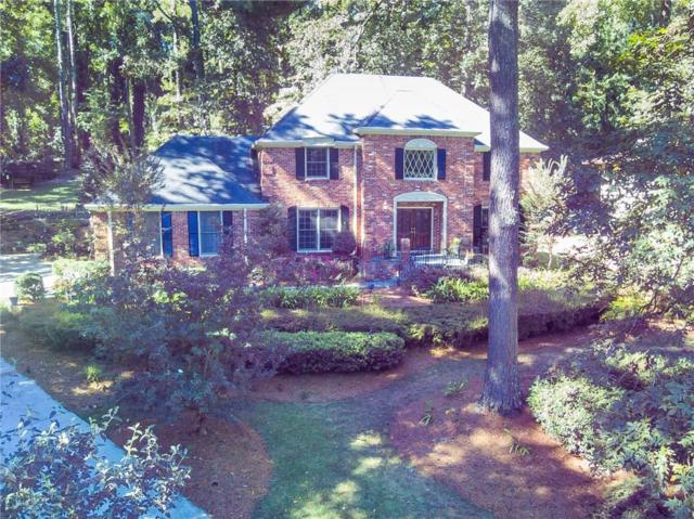 5711 Musket Lane, Stone Mountain, GA 30087 (MLS #6074737) :: The Cowan Connection Team