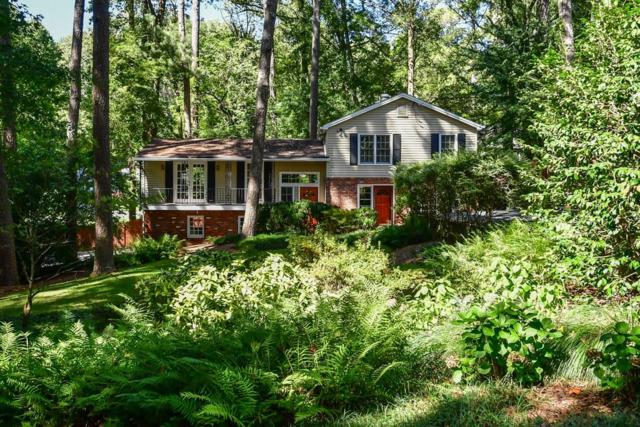 64 Spruell Springs Road, Sandy Springs, GA 30342 (MLS #6074767) :: Buy Sell Live Atlanta