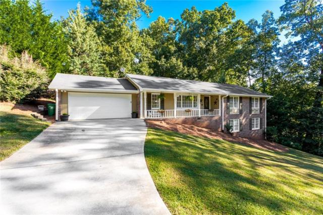 4110 Ashwoody Trail NE, Brookhaven, GA 30319 (MLS #6074818) :: The Hinsons - Mike Hinson & Harriet Hinson