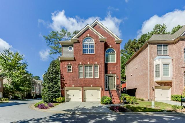 7300 Village Creek Trace, Sandy Springs, GA 30328 (MLS #6074876) :: Buy Sell Live Atlanta
