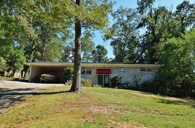 471 Hollywood Circle, Gainesville, GA 30501 (MLS #6074930) :: RE/MAX Paramount Properties