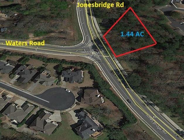 0 Jones Bridge Road, Alpharetta, GA 30022 (MLS #6074933) :: Buy Sell Live Atlanta