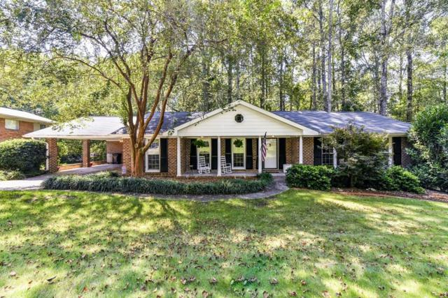 2863 Ponderosa Circle, Decatur, GA 30033 (MLS #6074975) :: The Hinsons - Mike Hinson & Harriet Hinson