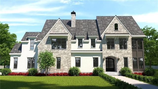 1445 West Wesley Road, Atlanta, GA 30327 (MLS #6075025) :: The Russell Group