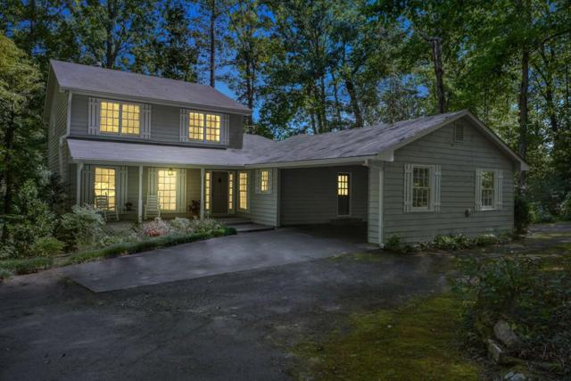 3250 Burnt Hickory Road NW, Marietta, GA 30064 (MLS #6075099) :: Path & Post Real Estate
