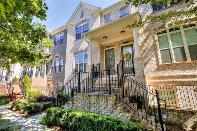 423 Alderwood Street, Atlanta, GA 30328 (MLS #6075124) :: The Hinsons - Mike Hinson & Harriet Hinson