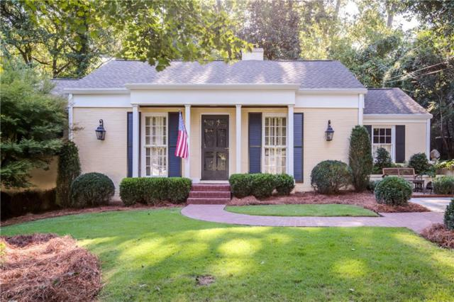 1857 Walthall Drive NW, Atlanta, GA 30318 (MLS #6075140) :: Iconic Living Real Estate Professionals