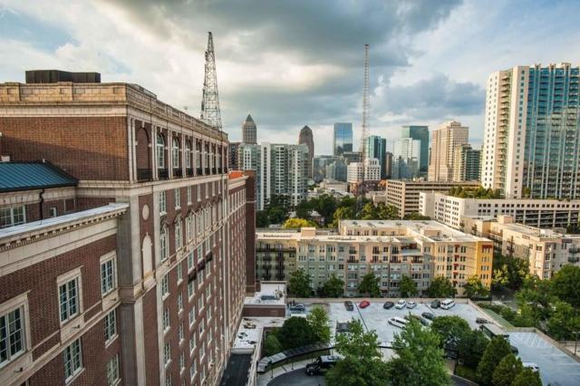 30 5TH Street NE #1007, Atlanta, GA 30308 (MLS #6075165) :: Rock River Realty