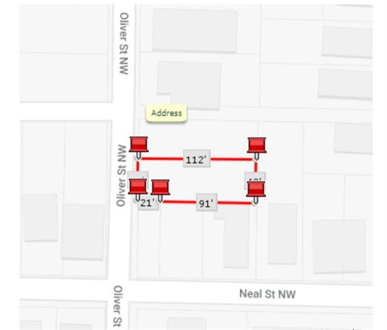 439 Oliver Street NW, Atlanta, GA 30314 (MLS #6075181) :: The Cowan Connection Team