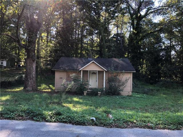 578 Church Street NW, Atlanta, GA 30318 (MLS #6075198) :: The Hinsons - Mike Hinson & Harriet Hinson