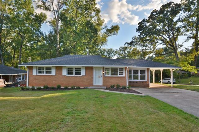 2657 Woodridge Drive, Decatur, GA 30033 (MLS #6075226) :: RE/MAX Paramount Properties