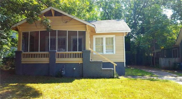 1265 Oak Grove Avenue SE, Atlanta, GA 30316 (MLS #6075246) :: The Hinsons - Mike Hinson & Harriet Hinson