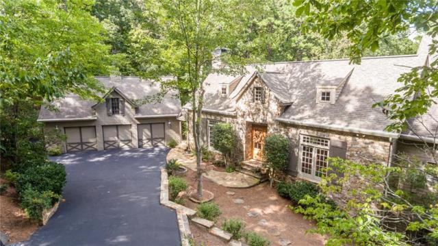 81 Flycatcher Point, Big Canoe, GA 30143 (MLS #6075304) :: The Russell Group