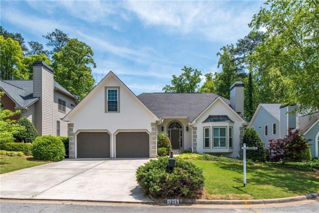 1213 Newbridge Trace NE, Brookhaven, GA 30319 (MLS #6075341) :: Iconic Living Real Estate Professionals