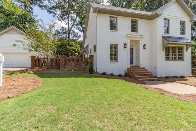 1696 Grove Park Way, Decatur, GA 30033 (MLS #6075382) :: North Atlanta Home Team