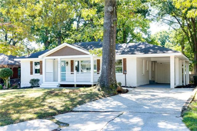 1511 Newton Avenue, Atlanta, GA 30316 (MLS #6075389) :: Iconic Living Real Estate Professionals