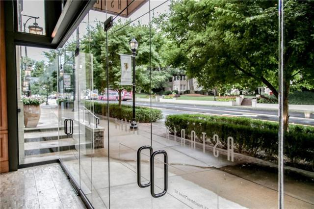 2233 Peachtree Road #605, Atlanta, GA 30309 (MLS #6075467) :: The Cowan Connection Team