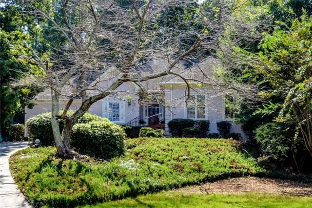 701 Laurel Chase SW, Marietta, GA 30064 (MLS #6075478) :: North Atlanta Home Team