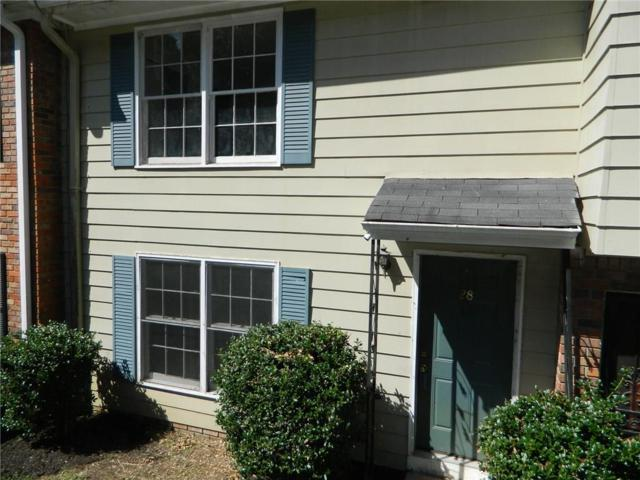5140 Highpoint Road #28, Union City, GA 30291 (MLS #6075484) :: The Bolt Group