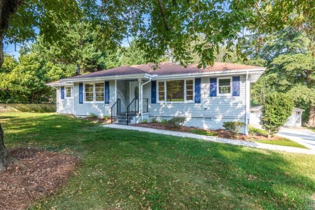 544 Huff Street, Lawrenceville, GA 30046 (MLS #6075549) :: RE/MAX Paramount Properties