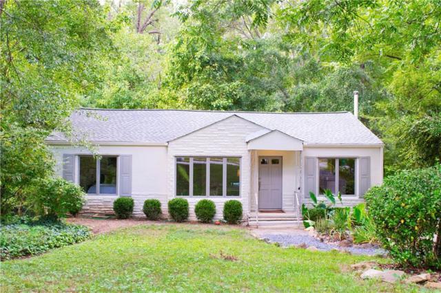 1066 Briar Vista Terrace, Atlanta, GA 30324 (MLS #6075550) :: The Russell Group