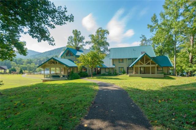 201 Mountainside Parkway, Ellijay, GA 30536 (MLS #6075566) :: RE/MAX Paramount Properties