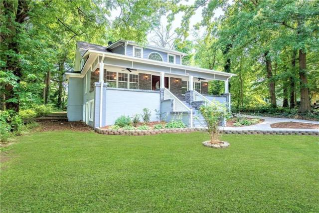 1682 Hawthorne Avenue, College Park, GA 30337 (MLS #6075618) :: The Russell Group