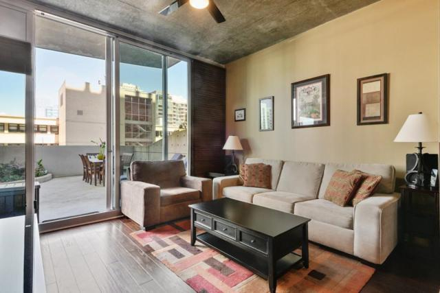 860 Peachtree Street NE #711, Atlanta, GA 30306 (MLS #6075629) :: Rock River Realty