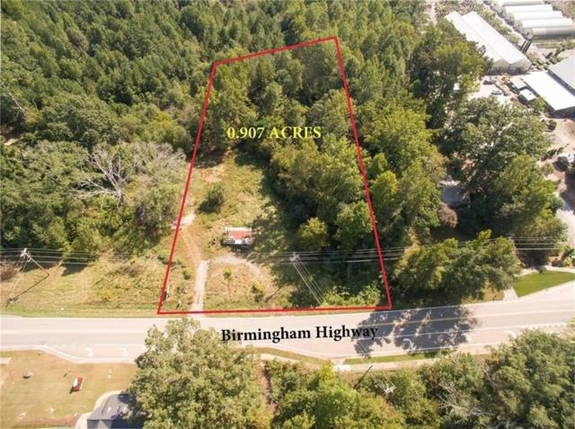 15715 Birmingham Highway, Milton, GA 30004 (MLS #6075644) :: North Atlanta Home Team