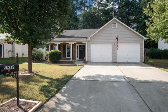 2929 Yukon Trail NW, Acworth, GA 30101 (MLS #6075754) :: North Atlanta Home Team