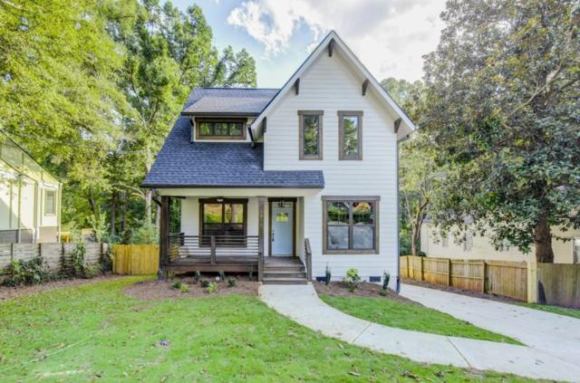 1476 Catherine Street, Decatur, GA 30030 (MLS #6075782) :: The Bolt Group