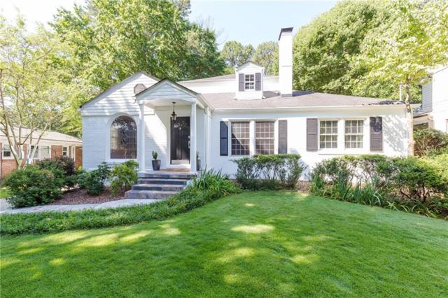 727 Burke Road NE, Atlanta, GA 30305 (MLS #6075806) :: Iconic Living Real Estate Professionals
