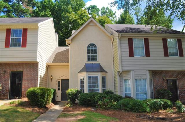 2205 Fairways Court NW, Kennesaw, GA 30144 (MLS #6075849) :: The Bolt Group