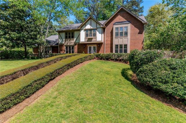 470 Cambridge Way, Sandy Springs, GA 30328 (MLS #6075926) :: North Atlanta Home Team