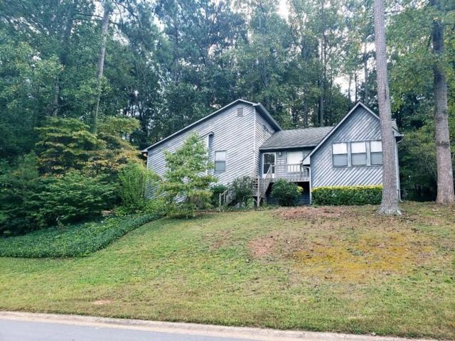 1033 Justice Lane NW, Acworth, GA 30102 (MLS #6075963) :: North Atlanta Home Team
