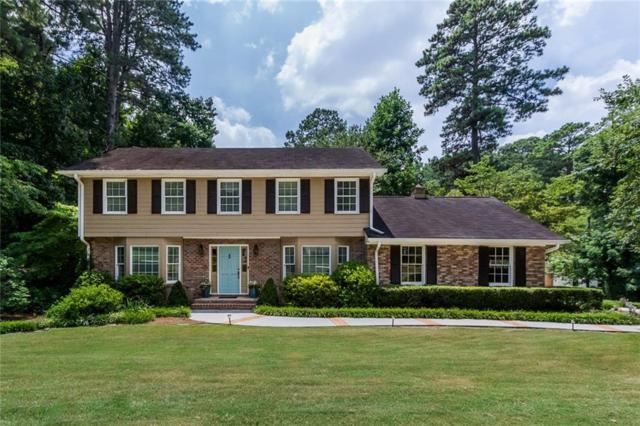 5370 N Peachtree Road, Dunwoody, GA 30338 (MLS #6075981) :: RE/MAX Paramount Properties