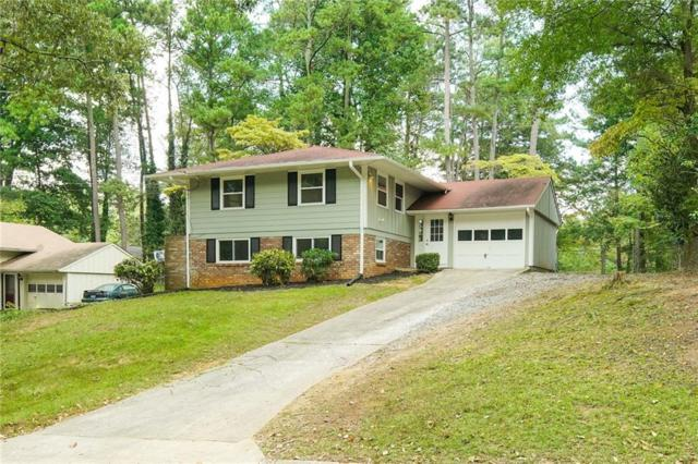 2451 Carolyn Drive SE, Smyrna, GA 30080 (MLS #6075997) :: RE/MAX Paramount Properties
