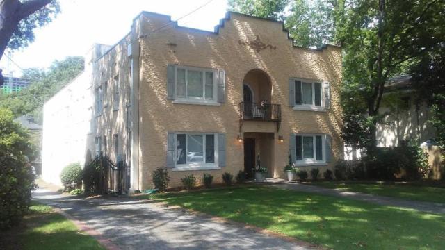 70 Sheridan Drive NE #4, Atlanta, GA 30305 (MLS #6076088) :: RE/MAX Prestige